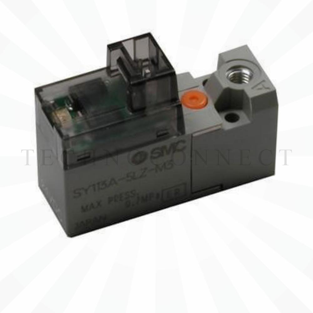 SY114-5MOU-Q   3/2-Пневмораспределитель, 24VDC