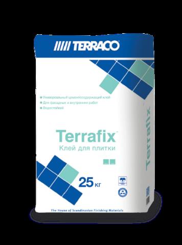 Terraco Terrafix Granite White/Террако Террафикс Гранит Белый универсальный клей для мозаики и мраморных плит