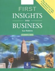 First Insights into Business CB New Ed **