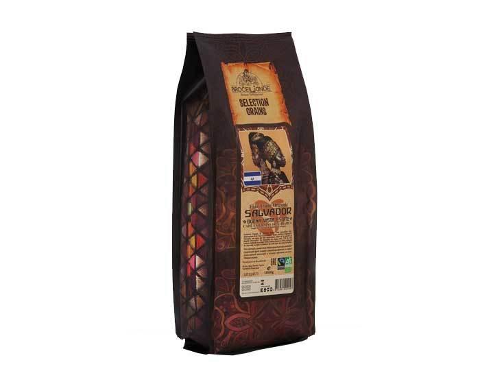 Кофе в зернах Broceliande Salvador, 1 кг