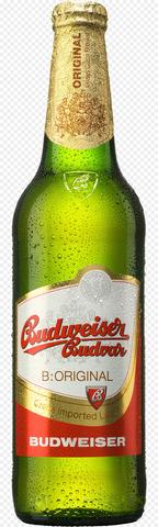 Budweiser Budvar / Будвайзер Будвар (светлое фильтрованное пастеризованное)