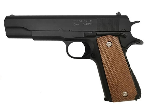 Пистолет Stalker SA1911 Spring 6 мм (Colt1911)