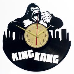 Кинг Конг Часы из Пластинки