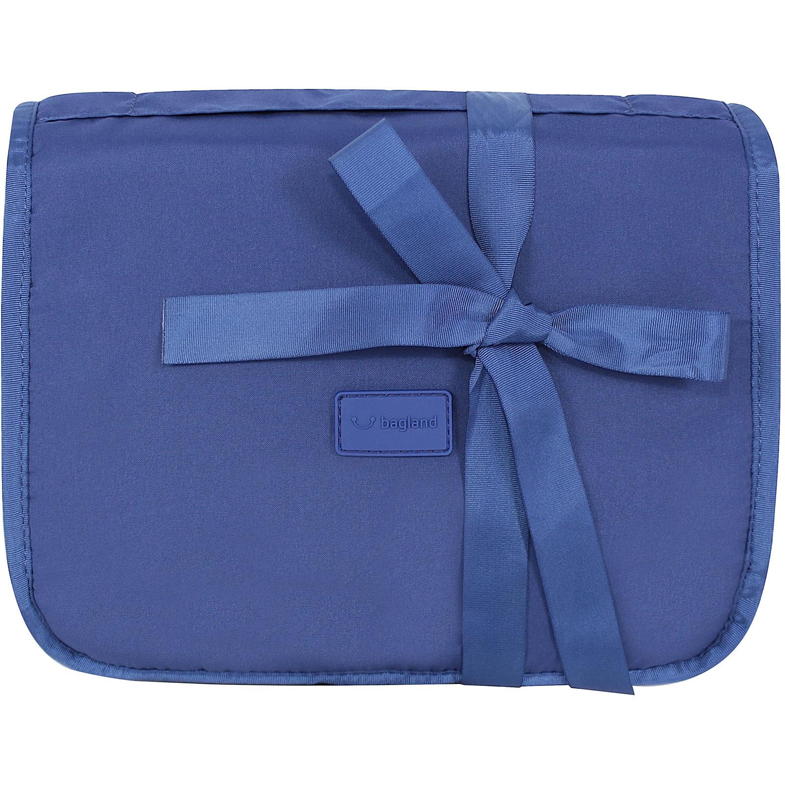 Косметичка Bagland Prestige 4 л. синий (0072315) фото 2
