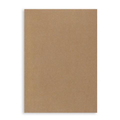 Пакет С5 из крафт-бумаги 80 г/кв.м декстрин (500 штук в упаковке)