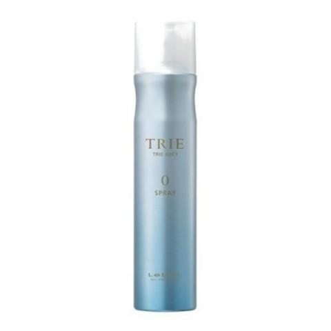 Lebel Trie: Увлажняющий спрей супер-блеск средней фиксации для волос (Juicy Spray 0), 170г