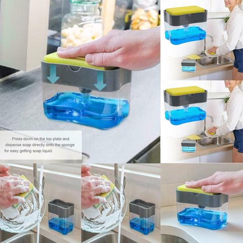 Дозатор для мытья посуды
