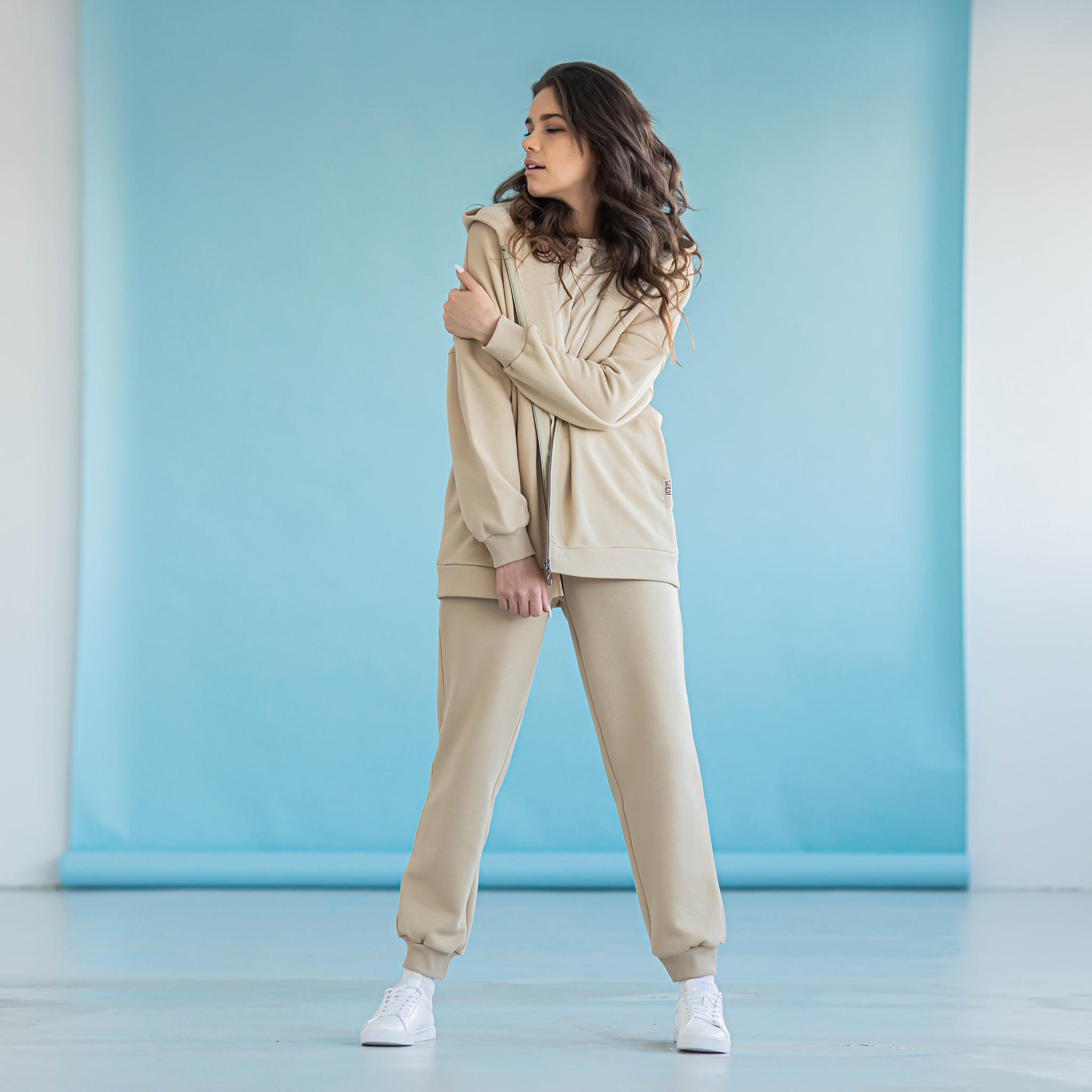 Warm trousers for women - Safari