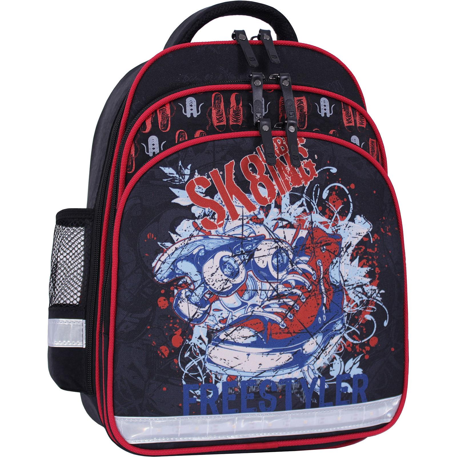 Детские рюкзаки Рюкзак школьный Bagland Mouse черный 609 (0051370) IMG_9682_суб.609_.JPG