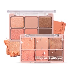 Палетка теней CORINGCO Shabam Eyeshadow Shy Night 9g