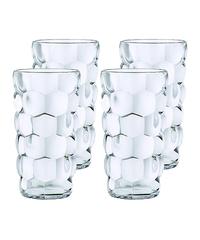 Набор из 4 высоких стаканов Nachtmann Bubbles, 390 мл, фото 3