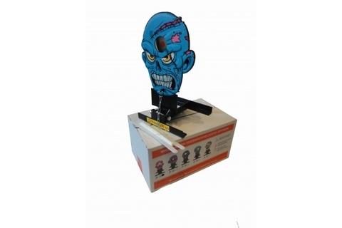 Мишень подъёмная для пневматики Z3 Зомби