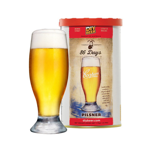 Экстракт Thomas Coopers 86 Days Pilsner