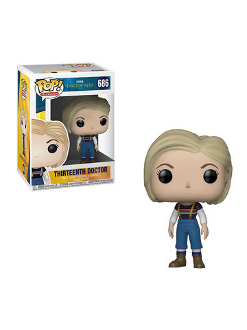 Фигурка Funko POP! Vinyl: Doctor Who: Thirteenth Doctor w/o Coat 32828