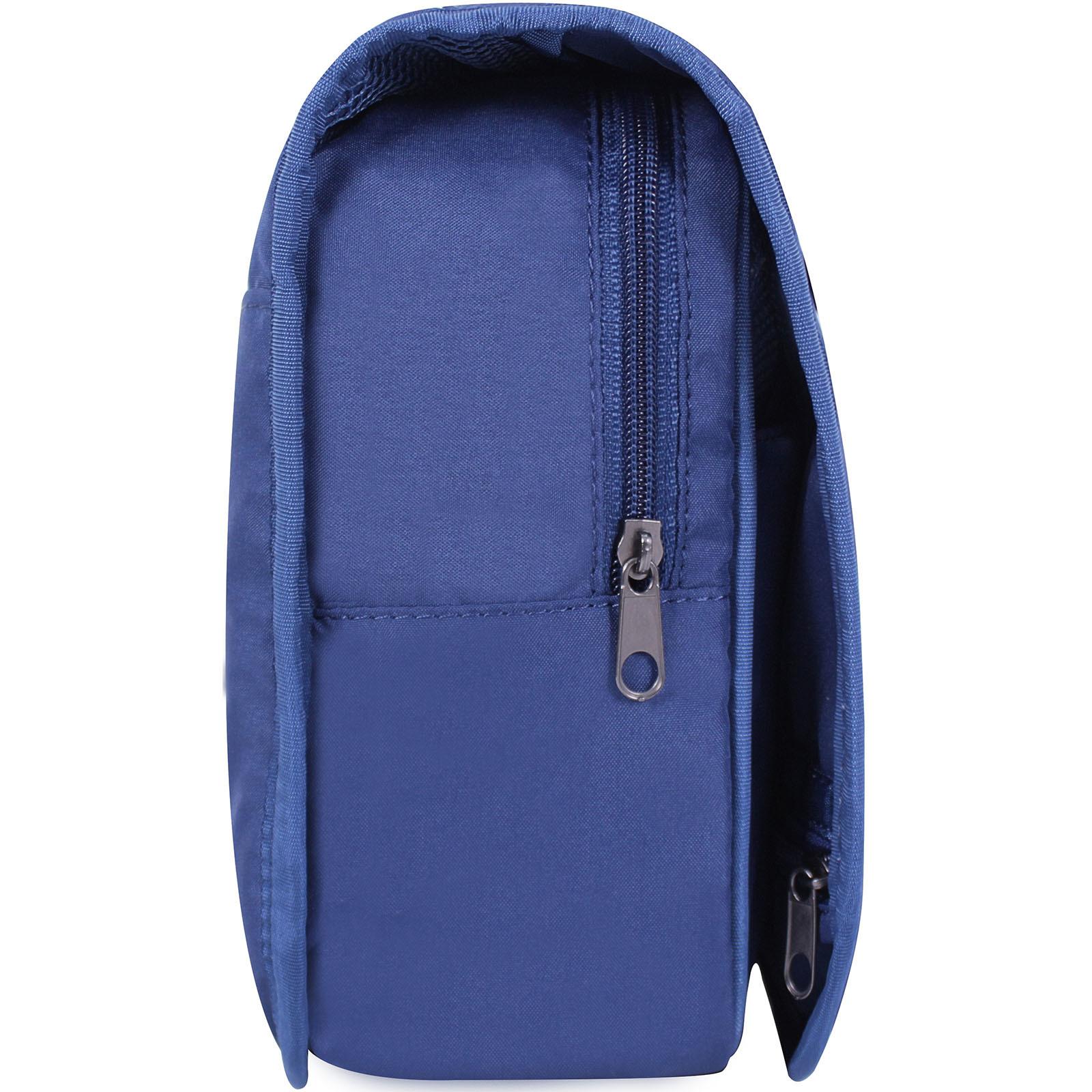 Косметичка Bagland Prestige 4 л. синий (0072315) фото 3