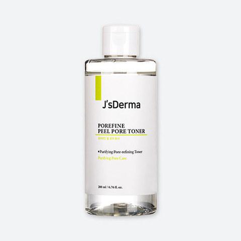 Купить JsDERMA Porefine Peel Pore Toner  - Пилинг тонер с гликолевой кислотой
