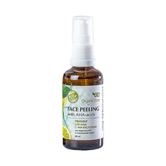 Пилинг для нормальной кожи с AHA-кислотами | 50 мл | Organic Zone