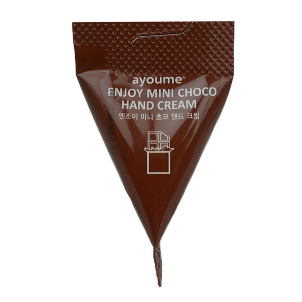 AYOUME Крем для рук шоколад AYOUME ENJOY MINI CHOCO HAND CREAM 1шт*3гр крем_для_рук.jpg