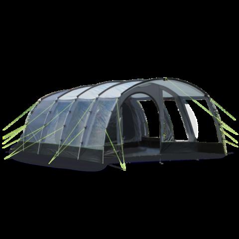 Кемпинговая каркасная палатка KAMPA Hayling 6