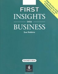 First Insights into Business TB New Ed**