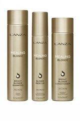 Подарочный Набор Lanza Healing Blonde Trio