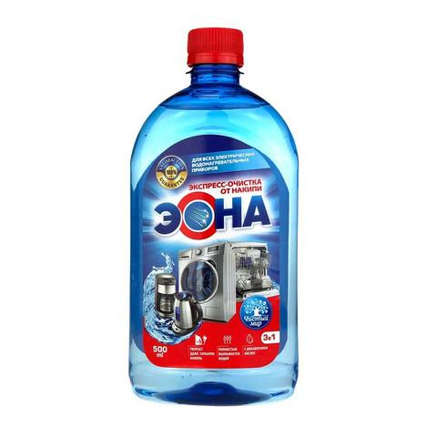 Средство для удаления накипи Эона универсальное жидкое 500 мл