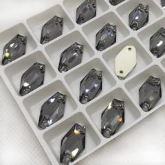 Пришивные стразы купить оптом Black Diamond, Hexagon