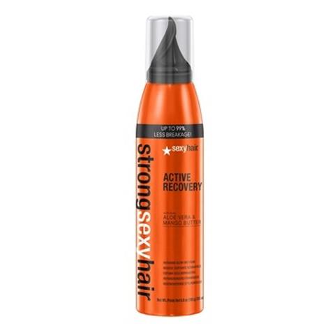 Sexy Hair Strong: Мусс для прочности волос (Active Recovery), 205мл