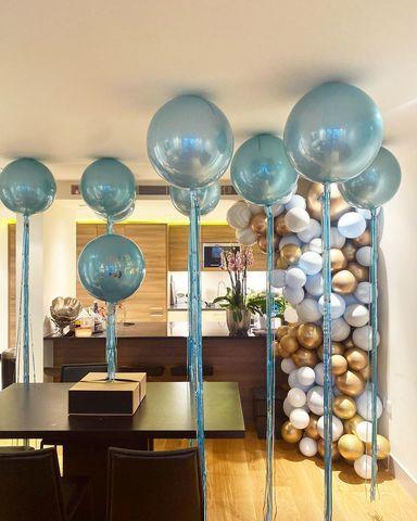 Купить оформление шарами