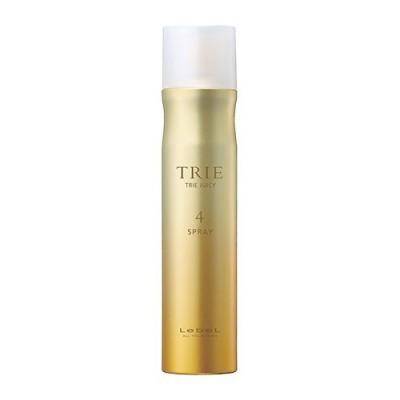 Lebel Trie: Спрей - блеск средней фиксации для волос (Juicy Spray 4)