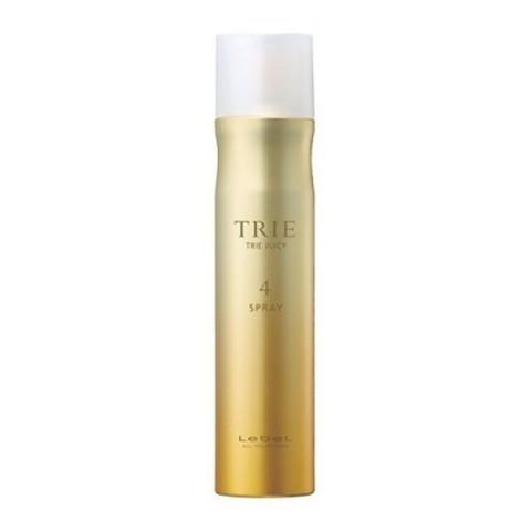 Lebel Trie: Спрей - блеск средней фиксации для волос (Juicy Spray 4), 170г