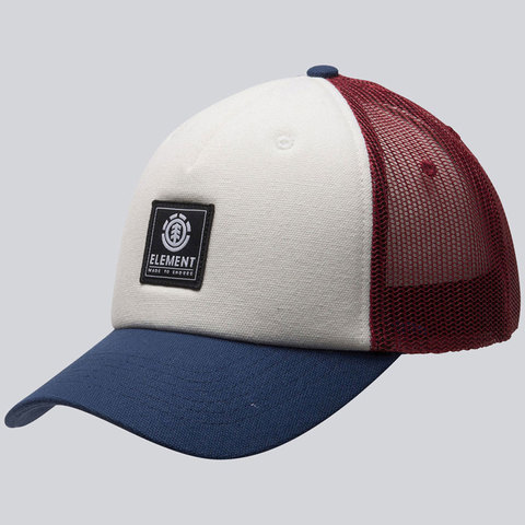 Кепка Element ICON MESH CAP OXBLOOD RED