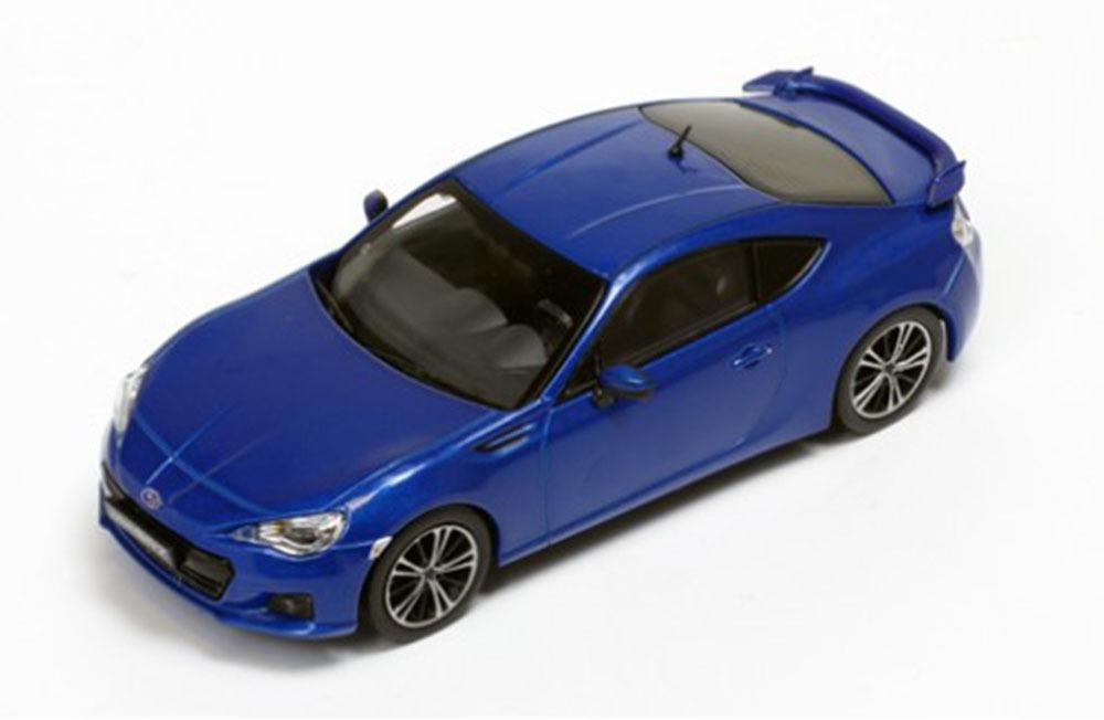 Коллекционная модель Subaru BRZ 2012