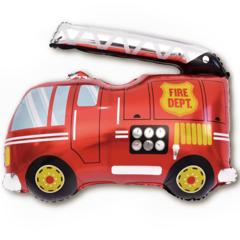 К Фигура, Пожарная машина, 32''/81см.