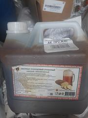 Ячменно-солодовый экстракт (концентрат) пшеничка, канистра 4 кг