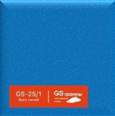 Столешница из искусственного камня PROlit GS-25/1 (ярко-синий)