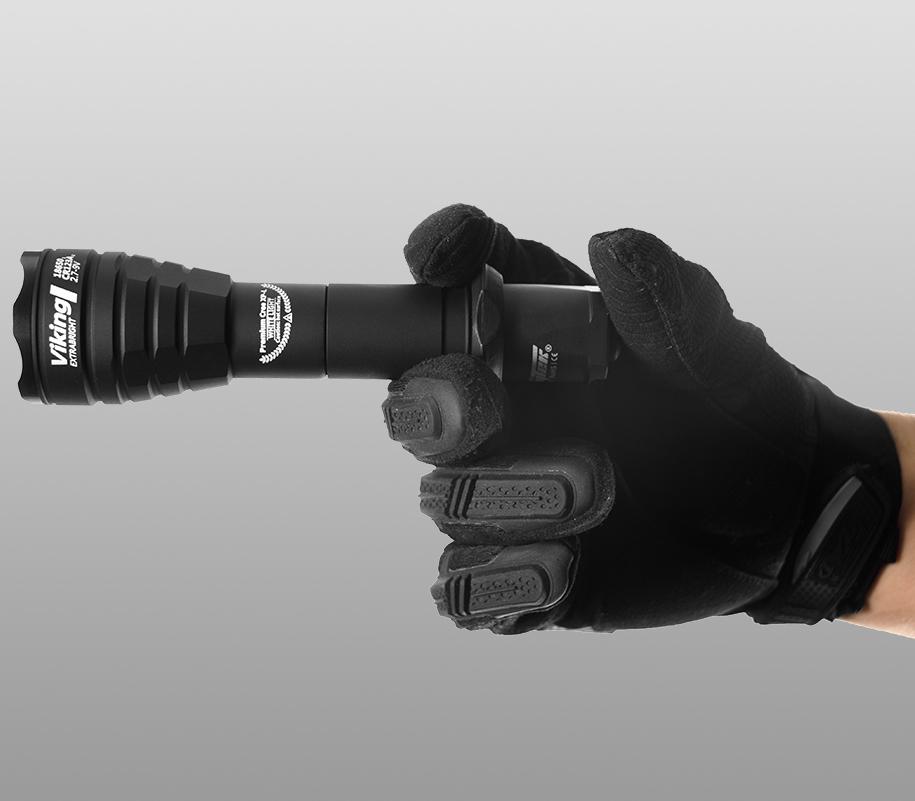 Тактический фонарь Armytek Viking - фото 4