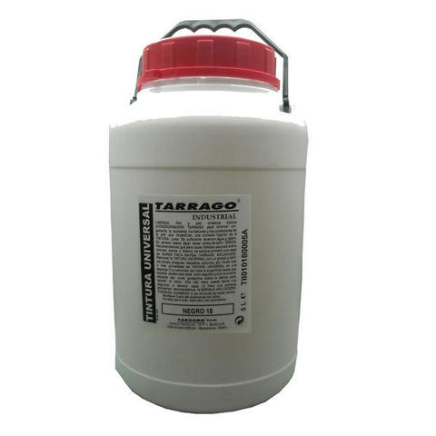 Краска для гладкой кожи кроющая  TII01 Tarrago SELF SHINE COLOR DYE, 5000 мл. (2 цвета)