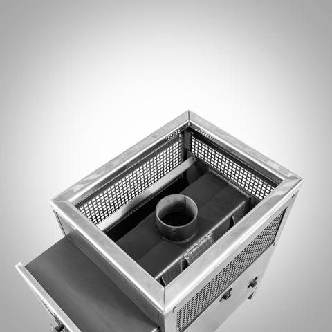 Печь банная ПБ-22 (6 мм.)