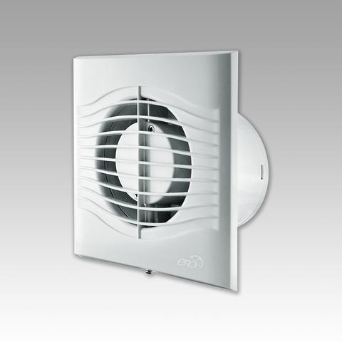 Накладной вентилятор Эра SLIM 4С D100