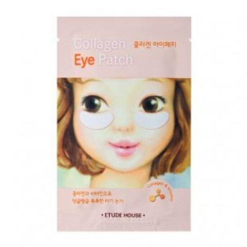 Коллагеновые патчи для век с лифтинг-эффектом Etude House Collagen Eye Patch
