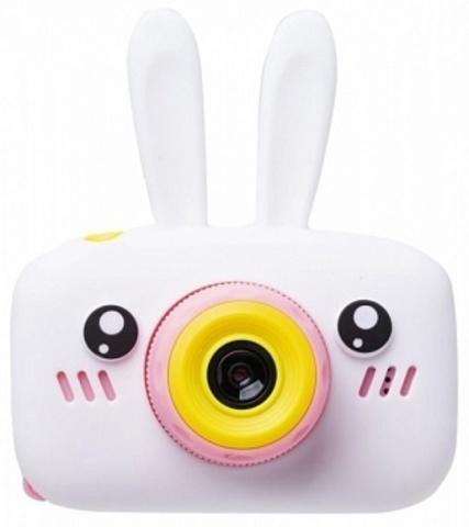 Фотоаппарат Fun Camera Rabbit со встроенной памятью и играми (Белый)