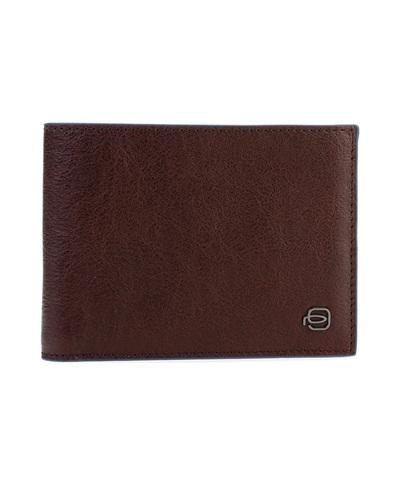 Кошелек Piquadro B2S, коричневый, 13x9,5x2 см