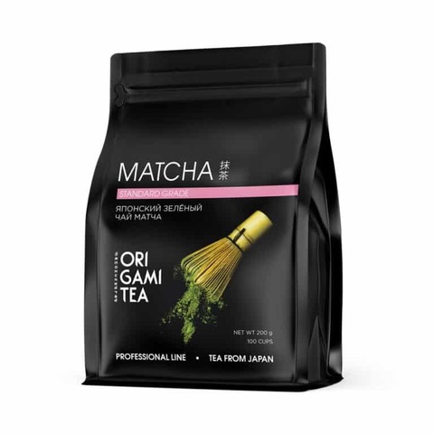 Матча standard grade Origami Tea, 200 гр.