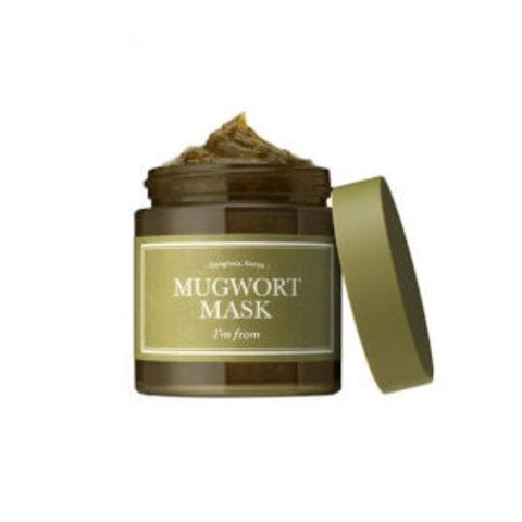 I'm From Mugwort Mask Очищающая маска с полынью