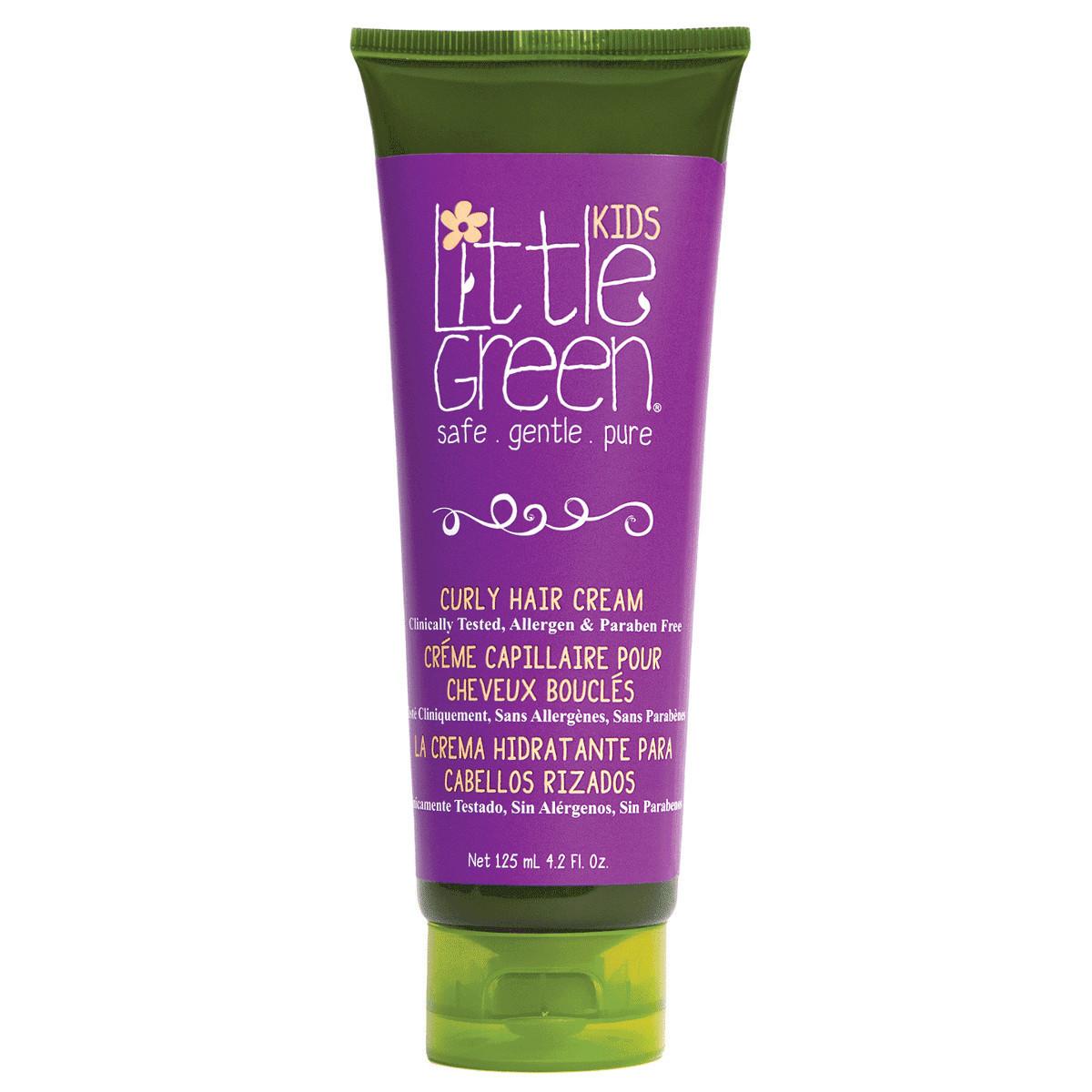 Крем несмываемый для кудрявых волос Little Green Curly Hair Cream KIDS 125 мл
