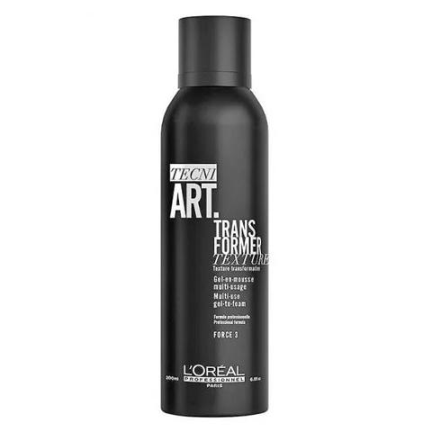 L'Oreal Professionnel Tecni.Аrt: Универсальный гель-мусс для волос (TransFormer Textura), 150мл