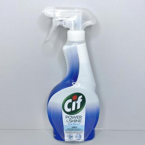 Средство для мытья ванной комнаты Cif