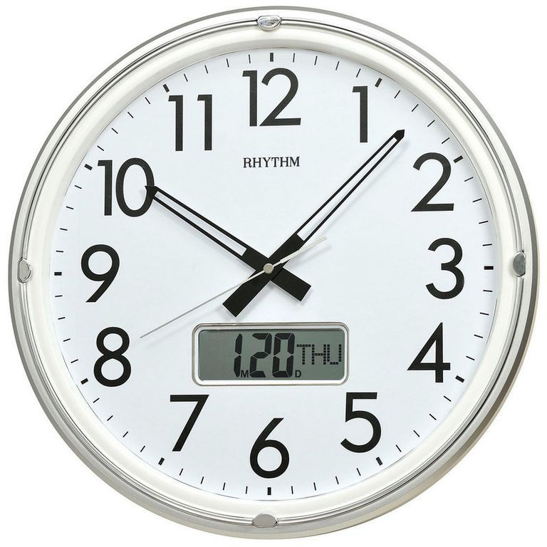 Настенные часы Rhythm CFG717NR19