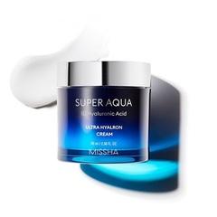 Крем MISSHA Super Aqua Ultra Hyalron Cream 70ml